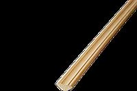Плінтус для стелі Вільха в/г 20*20*2500мм/зрощ