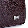 Мужское кожаное портмоне Desisan Shi081-019, фото 6