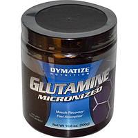 Dymatize Nutrition, Микронизированный глутамин, 10,6 унции (300 г)