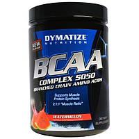 Dymatize Nutrition, Аминокислоты с разветвленной цепью, комплекс 5050, аминокислоты с разветвленной цепью, арбуз, 10,6 унций (300 г)