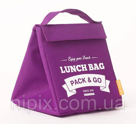 Термосумка Lunch Bag PACK&GO