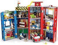 KidKraft Игровой набор KidKraft Здание спасательной службы (63239), фото 1