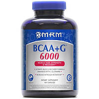 MRM, BCAA+G 6000, 150 капсул