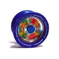 Йо-йо Super Yo-Yo (металл и силикон)
