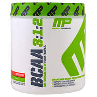 Muscle Pharm, BCAA 3:1:2, Порошок, Watermelon, 30 servings