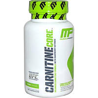 Muscle Pharm, Карнитиновая основа, 60 капсул