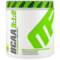 Muscle Pharm, BCAA 3:1:2, лимон + лайм, 0,52 фунта (234 г)