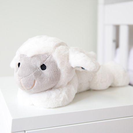 Мягкая игрушка для новорожденных, имитирующая сердцебиение мамы, «Барашек Liz», Zazu