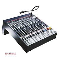 Soundcraft GB2R 12 – профессиональная микшерная консоль