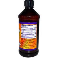 Now Foods, L-карнитин в жидкой форме, с цитрусовым ароматом, 1000 мг, 16 жидких унций (473 мл)
