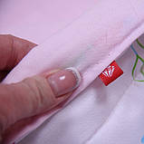 """Летний яркий конверт-одеяло """"Valleri"""", (совы розовый), фото 3"""