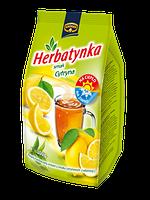 Растворимый чай в гранулах KRUGER 300гр со вкусом лимона+Витамин С