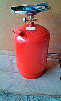 """Газовый комплект """"Пикник-Italy"""" RUDYY Rk-5, 12,5 л"""