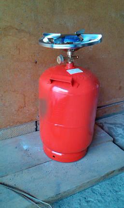 """Газовый комплект """"Пикник-Italy"""" RUDYY Rk-5, 12,5 л, фото 2"""
