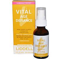 Liddell, Vital Age Defiance, Спрей для полости рта, 1.0 жидких унции (30 мл)