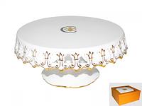 Тортовница Золотая лилия SNT 30861