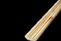 Плінтус Сосна фігур 1г. 35*35*2500-300мм