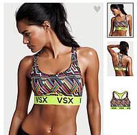 Victoria's Secret спортивный топ оригинал The Player Racerback Sport Bra by Victoria Sport размер S
