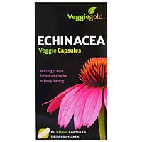 Irwin Naturals, Ехінацея, 60 капсул вегетаріанських