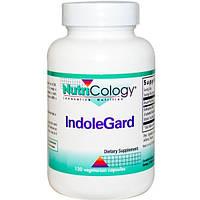 Nutricology, IndoleGard, 120 капсул в растительной оболочке