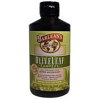 Barleans, Комплекс оливковых листьев, природный ароматизатор, 16 унций (454 г)