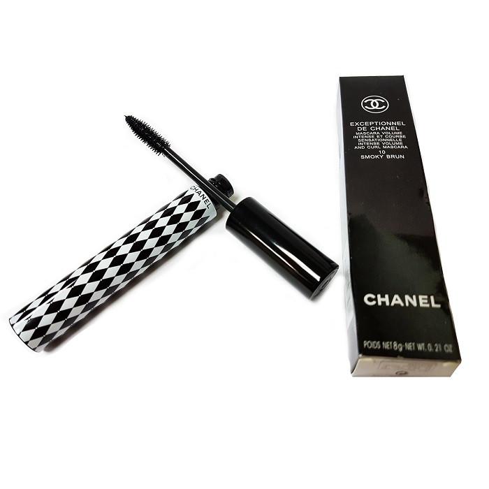 Тушь Chanel Exceptionnel 10 Smory Brun