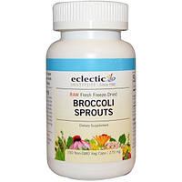 Eclectic Institute, Ростки брокколи, 270 мг, 150 вегетарианских капсул