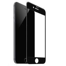 Защитное стекло 3D Full Cover для IPhone 7/8 Black (Screen Protector 0,3 мм)