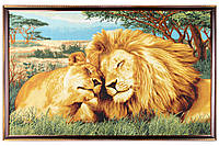 Гобелен 182-2Н Царская любовь 70х116