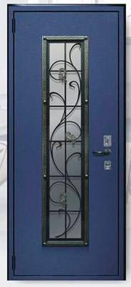 Заказать стальные двери недорого, порошковая покраска, фото 2