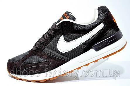 Кроссовки мужские в стиле Nike Air Pegasus Racer, Brown, фото 2