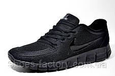 Беговые кроссовки Nike Free Run 5.0, Black, фото 2