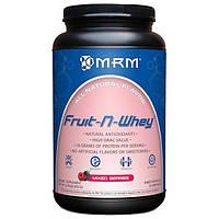 MRM, Натуральная фруктовая сыворотка, со смесью ягод, 2.03 фунта (921 г)