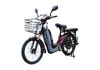 Электровелосипед   Lama (Red)