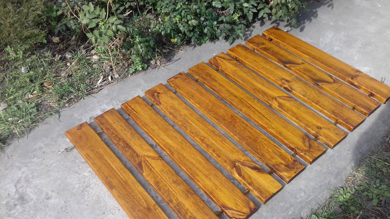 Дорожка деревянная для пляжа (от 3 пог.м)