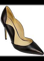 Туфли женские кожаные Moss Copenhagen (размер 40) черные, фото 1