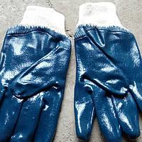 Перчатка МБС КЩ покрытая полностью нитрилом