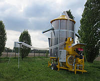 Мобільний зернова сушарка ESMA Medium ES240T