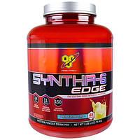 BSN, Syntha-6 Edge, сухая протеиновая смесь, вкус ванильного молочного коктейля, 3.86 фунта (1.75кг)