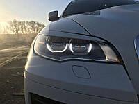 Реснички бровки тюнинг BMW X6 E71 рестайл