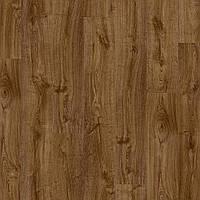 Виниловая плитка Quick-Step Livyn Pulse Click Plus  PUCP40090 Дуб осень коричневый