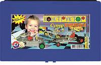 Металлический конструктор для детей Супер Универсал Технок 0939
