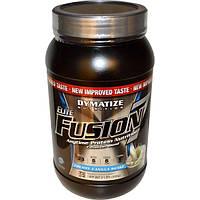 Dymatize Nutrition, Протеиновая смесь Элит Фьюжн 7, сливочный ванильный шейк, 908 г (2 фунта)