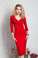 Милое Платье футляр  192