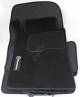 Коврики в салон текстильные Mercedes-Benz C-Klasse (W202) 1993-2001 материал Ciak ML черн. вышивка (5шт/комп)
