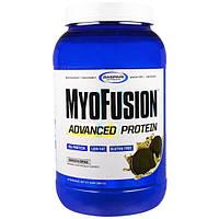 Gaspari Nutrition, MyoFusion, улучшенная формула протеина, печенье и крем, 2 фунта (907 г)