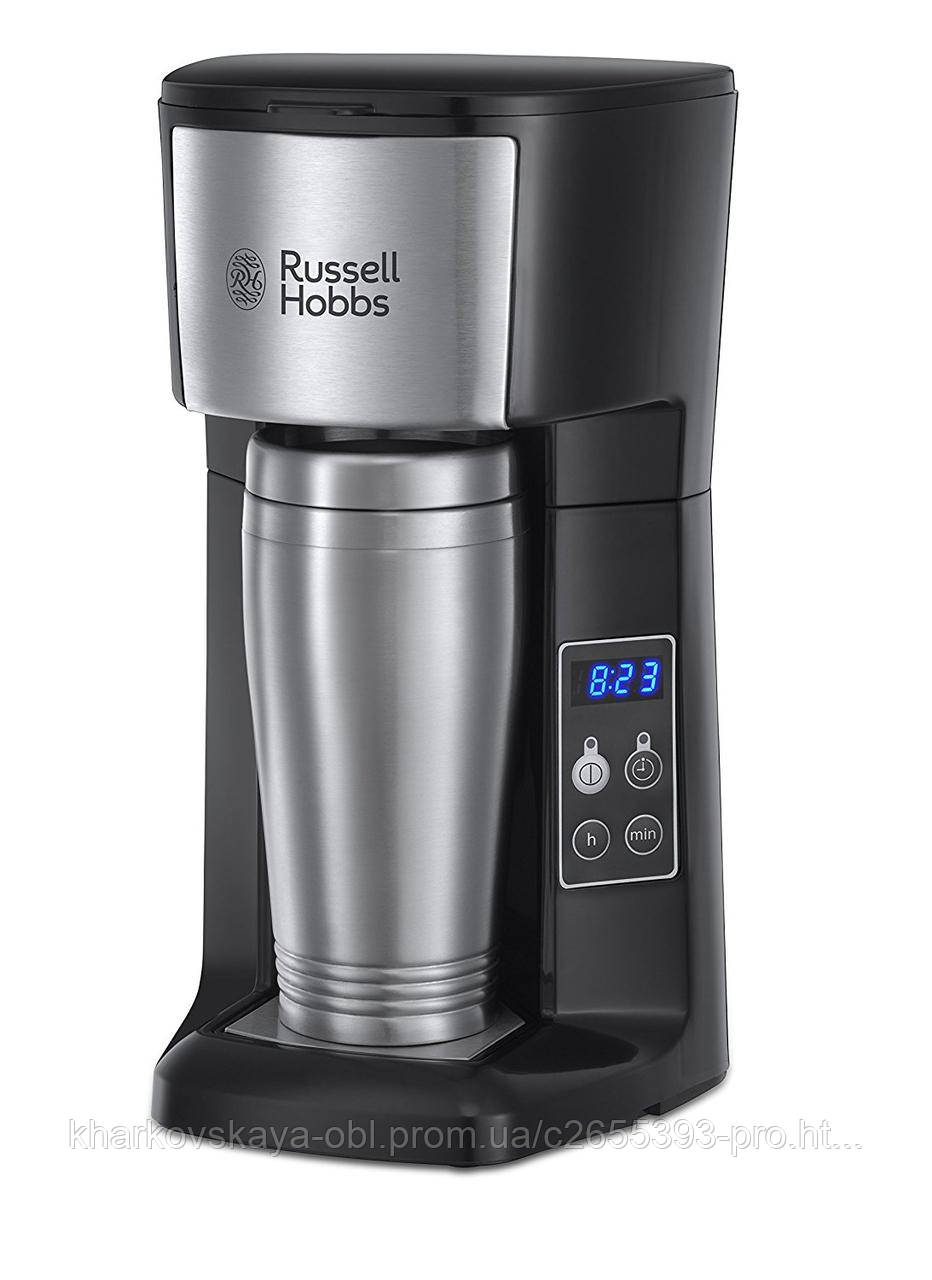 Капельная кофеварка , кофемашина , Russell Hobbs привезена из Англии , фото 1