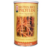 MLO Natural, Протеиновый порошок из коричневого риса, 24 унции (680 г)
