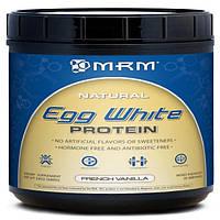 MRM, Натуральный яичный белок, французская ваниль, 24 унции (680 г)