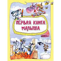 Книга для маленьких Первая книга малыша (рус)